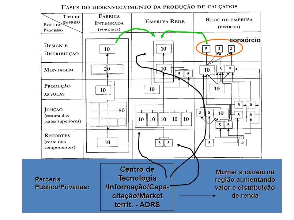 Centro de Tecnologia /Informação/Capa-citação/Market territ. - ADRS