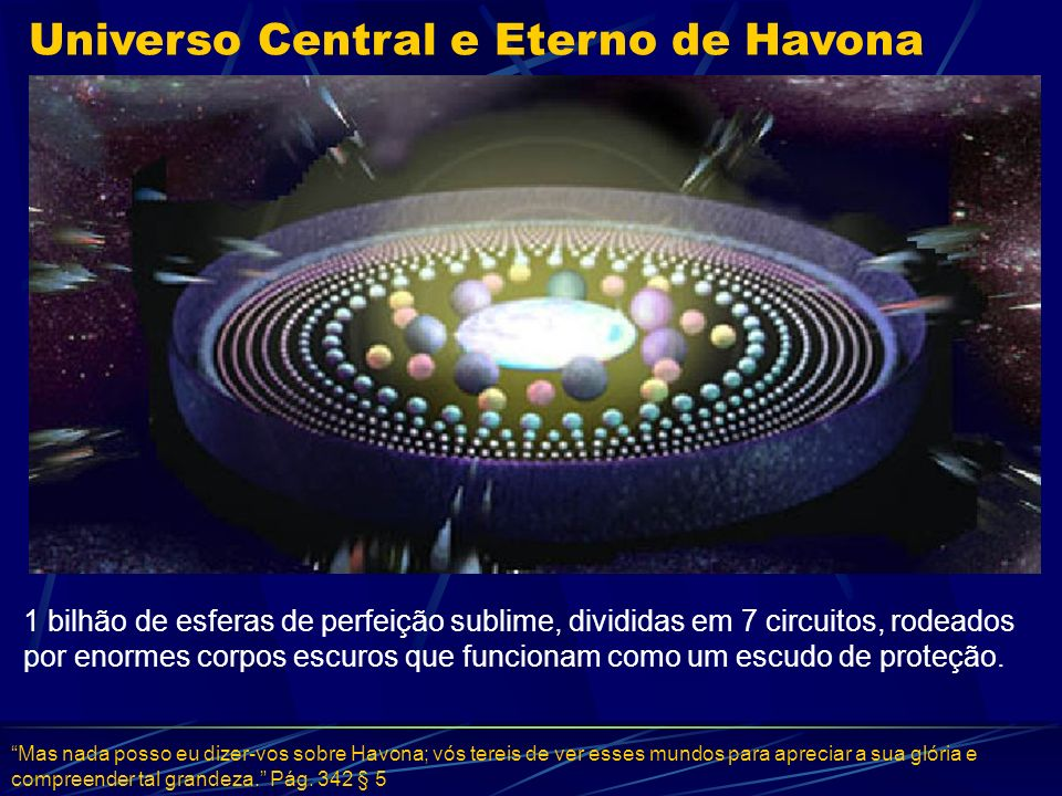 Universo Central e Eterno de Havona