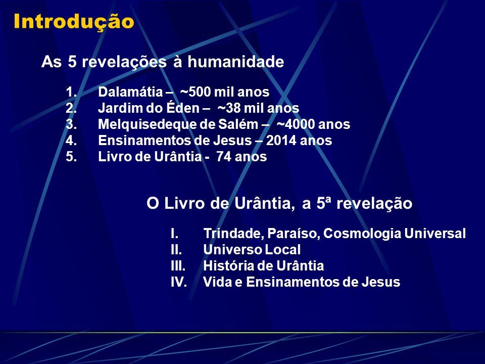 Introdução As 5 revelações à humanidade