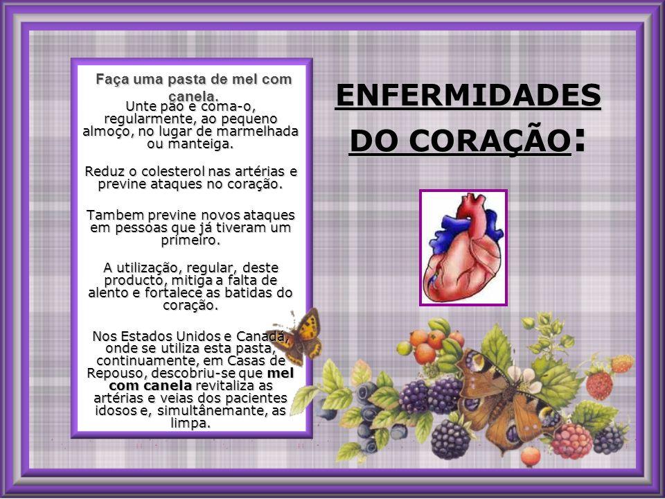 ENFERMIDADES DO CORAÇÃO: