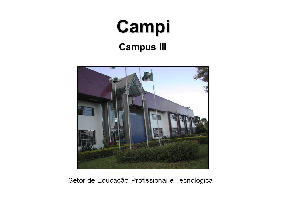 Setor de Educação Profissional e Tecnológica