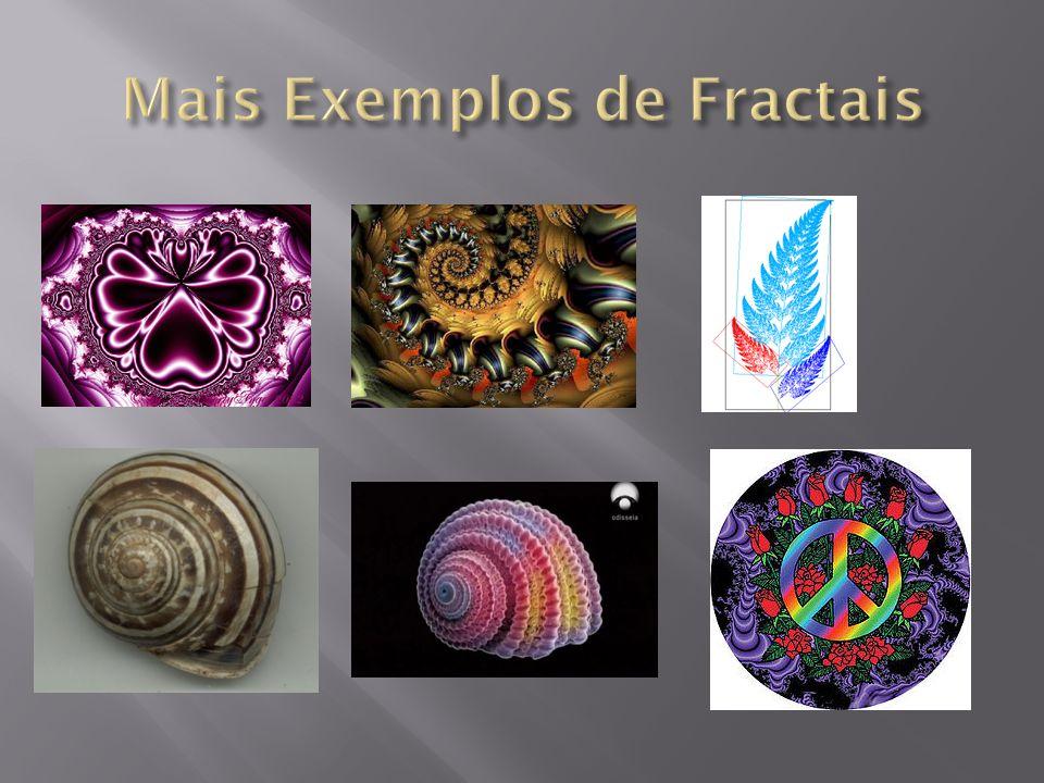 Mais Exemplos de Fractais