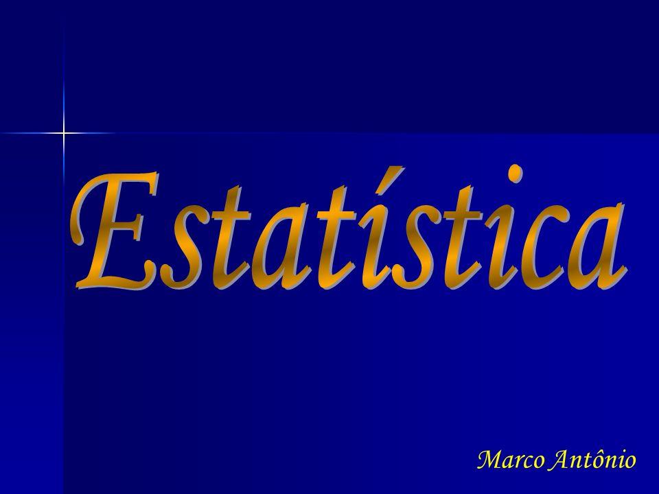 Estatística Marco Antônio