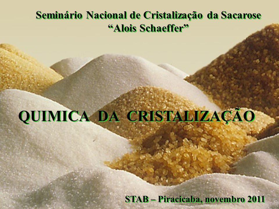Seminário Nacional de Cristalização da Sacarose
