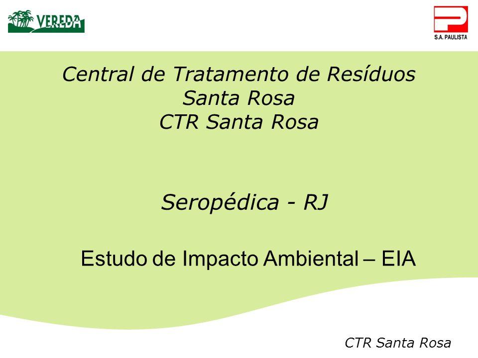 Central de Tratamento de Resíduos Santa Rosa CTR Santa Rosa