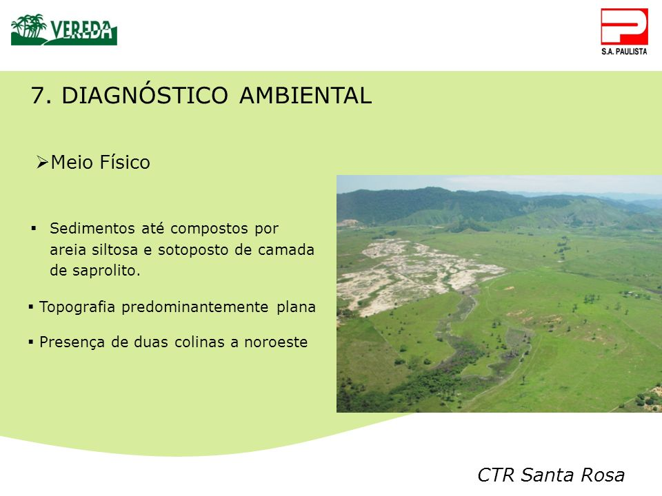 7. DIAGNÓSTICO AMBIENTAL