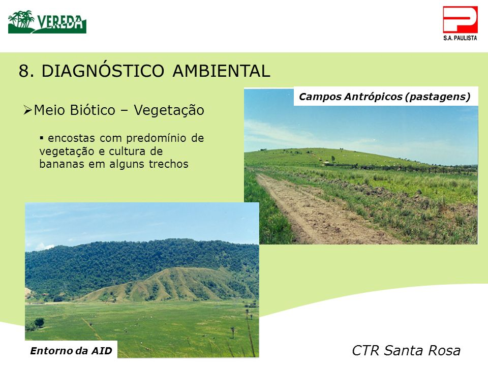 8. DIAGNÓSTICO AMBIENTAL