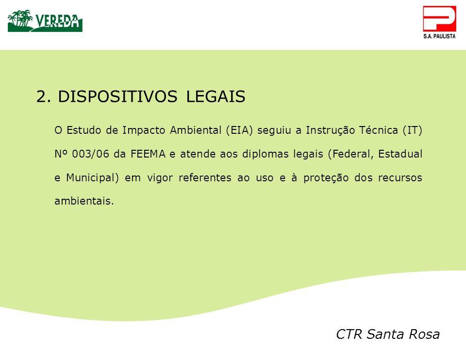 2. DISPOSITIVOS LEGAIS