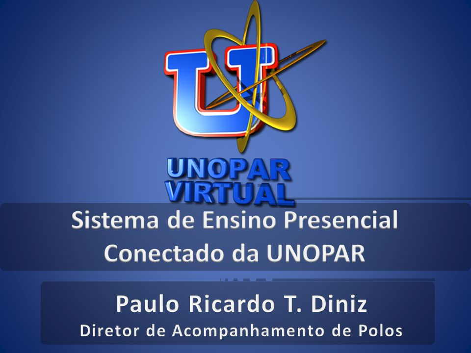 Sistema de Ensino Presencial Conectado da UNOPAR