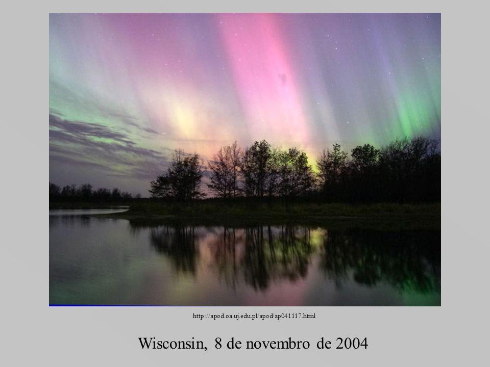 Wisconsin, 8 de novembro de 2004