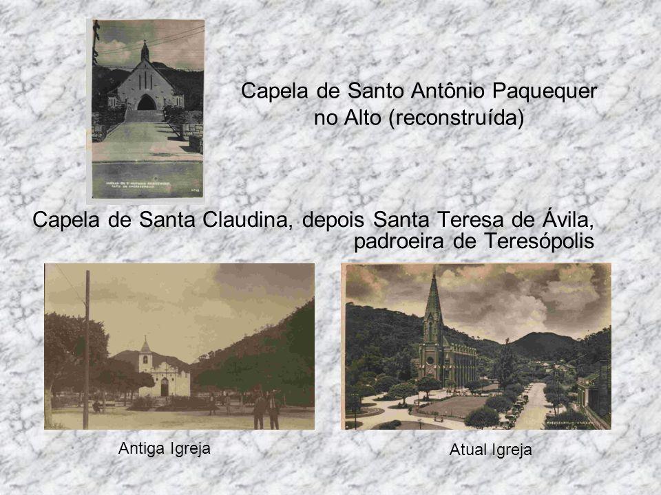 Capela de Santo Antônio Paquequer no Alto (reconstruída)