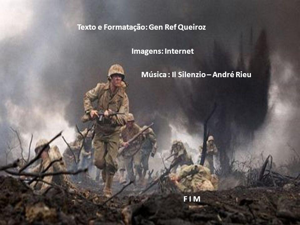 Texto e Formatação: Gen Ref Queiroz