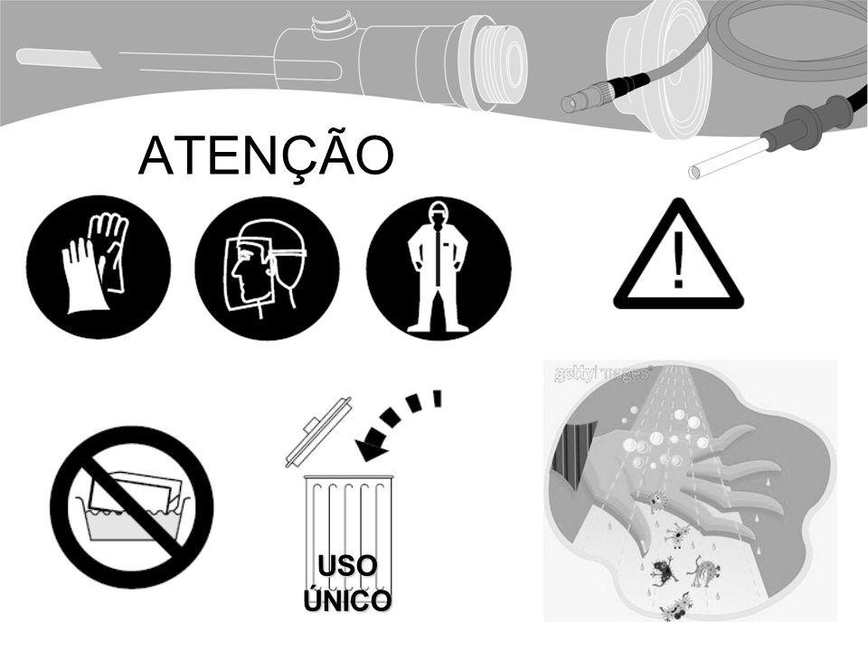 ATENÇÃO USO ÚNICO