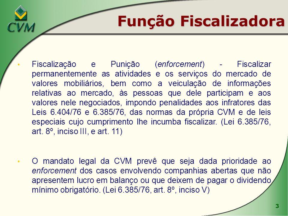 Função Fiscalizadora