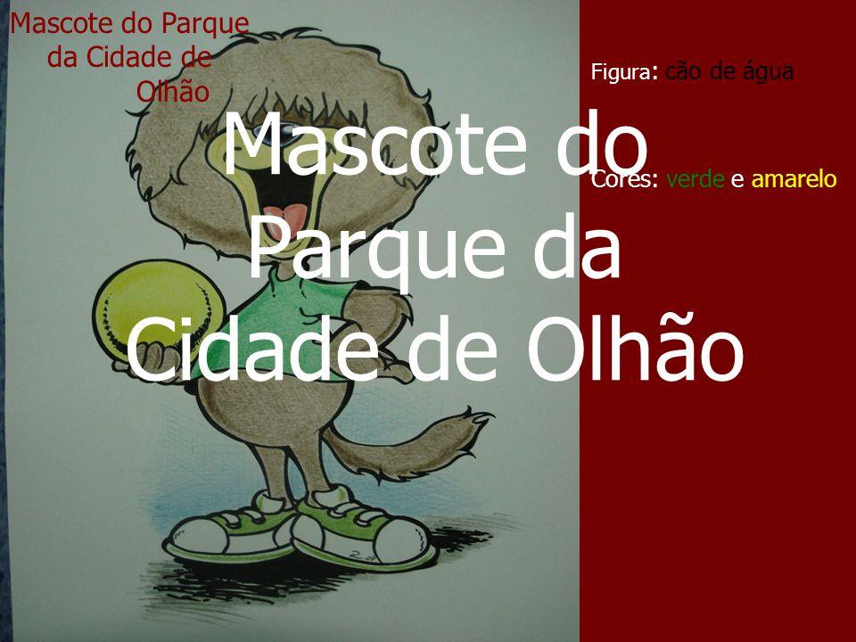 Mascote do Parque da Cidade de Olhão
