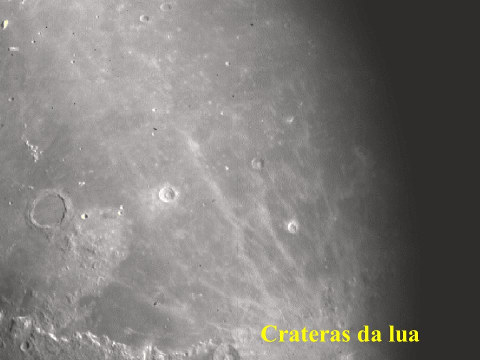 Crateras da lua