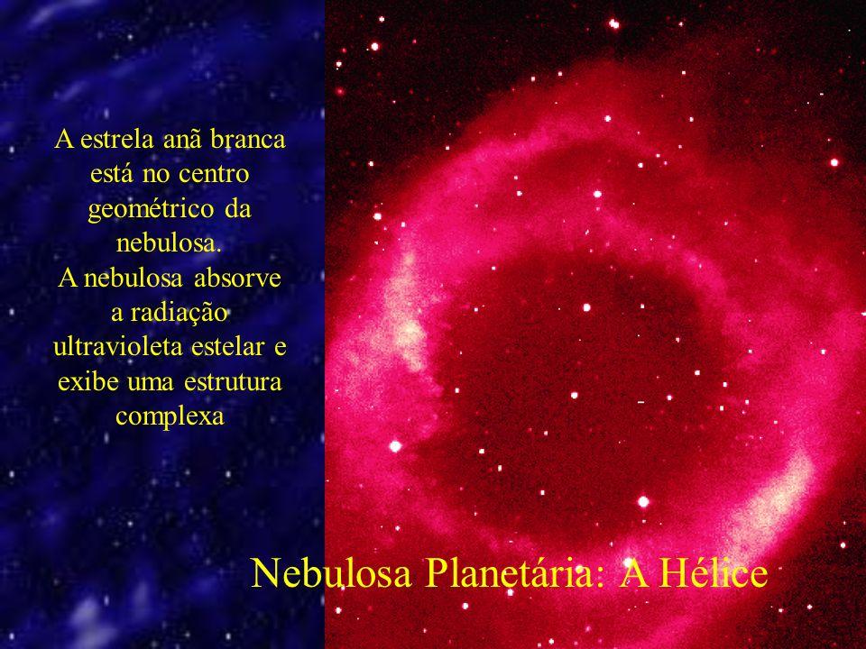 Nebulosa Planetária: A Hélice