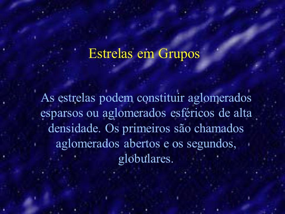 Estrelas em Grupos