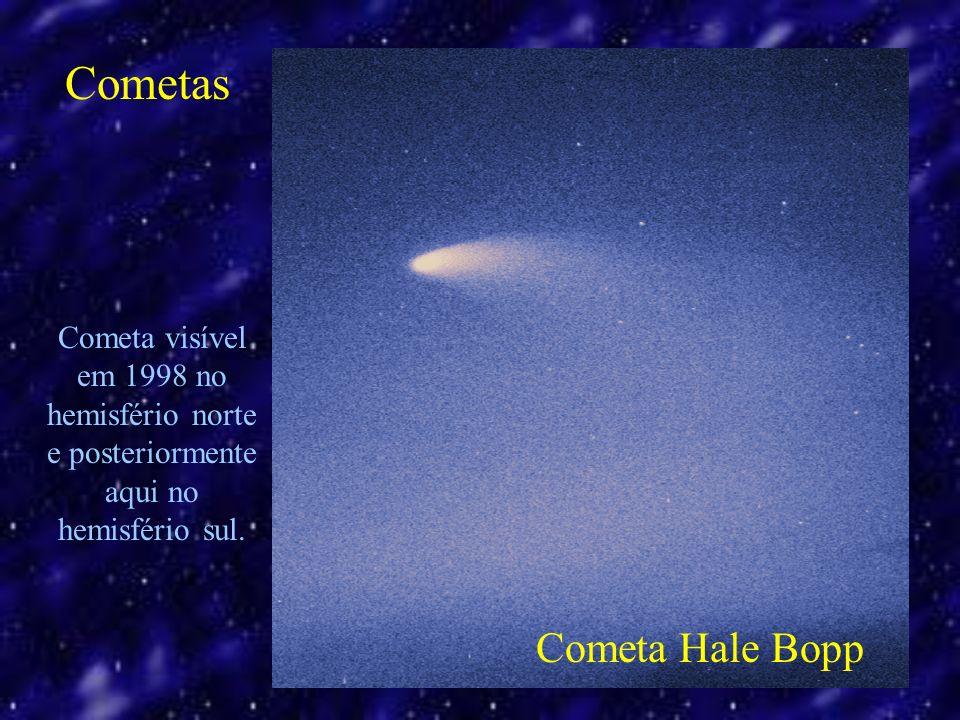 Cometas Cometa Hale Bopp