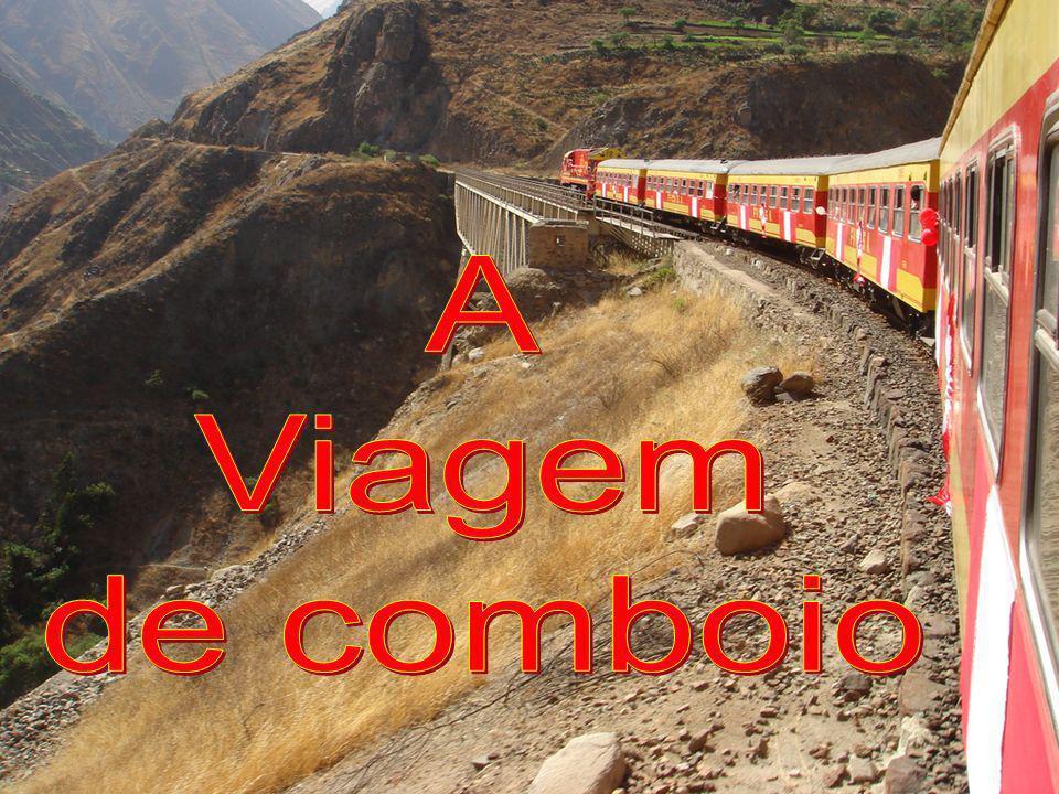 A Viagem de comboio