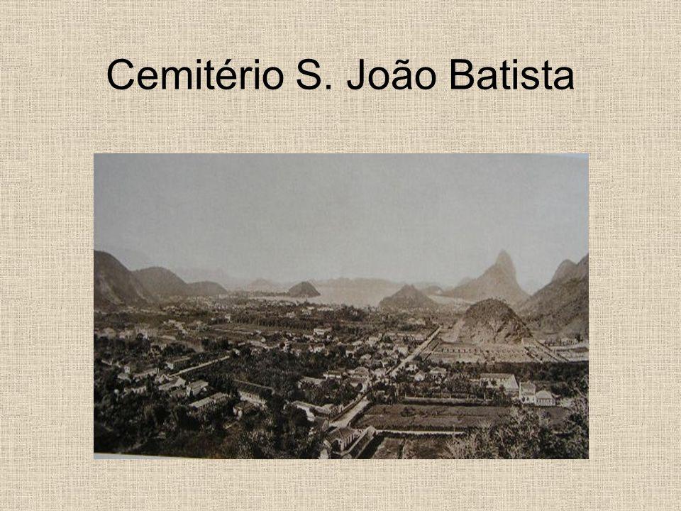 Cemitério S. João Batista