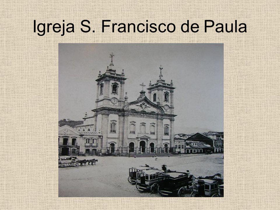Igreja S. Francisco de Paula