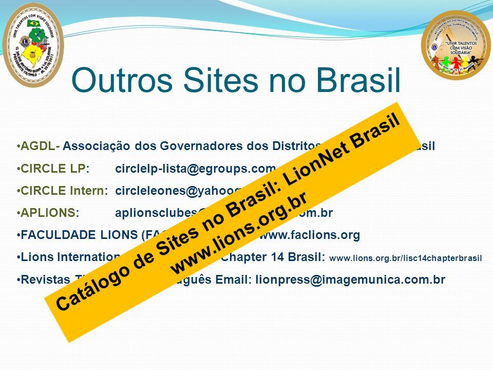 Catálogo de Sites no Brasil: LionNet Brasil
