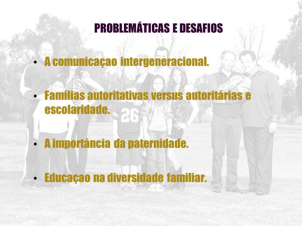 PROBLEMÁTICAS E DESAFIOS