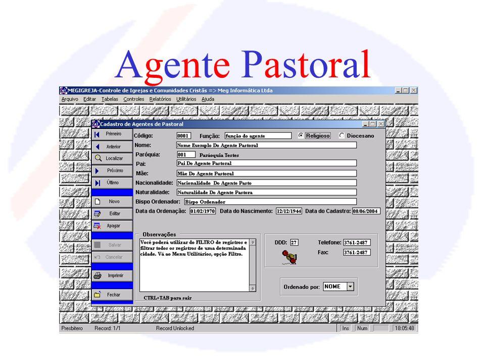 Agente Pastoral