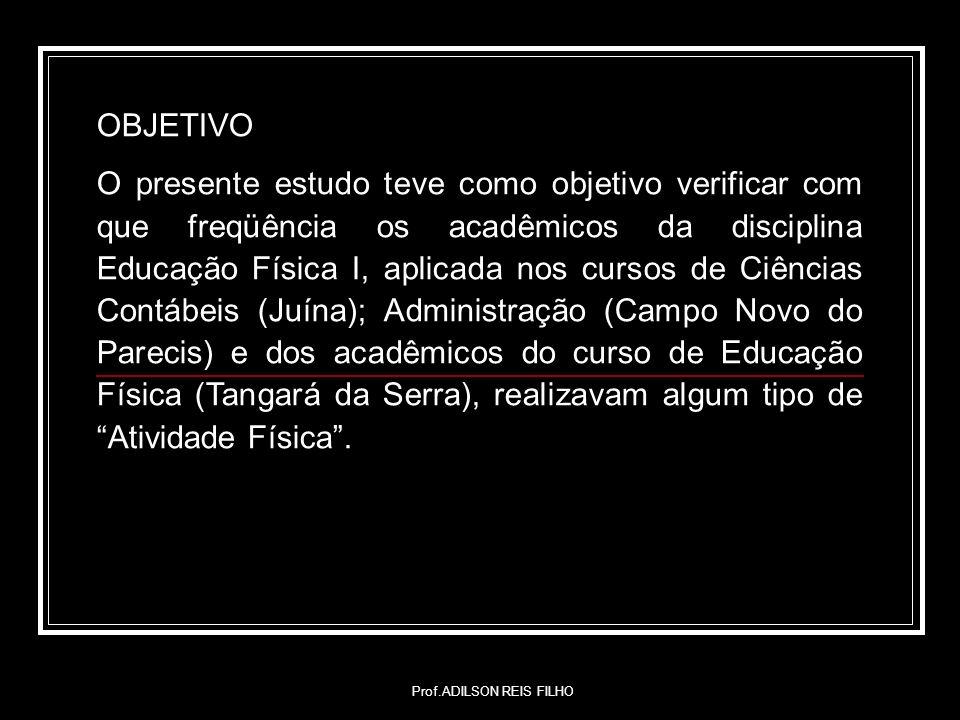 Prof.ADILSON REIS FILHO