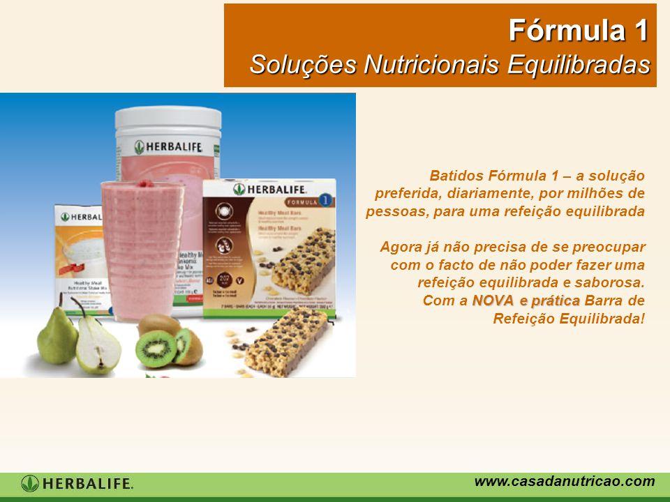 Fórmula 1 Soluções Nutricionais Equilibradas