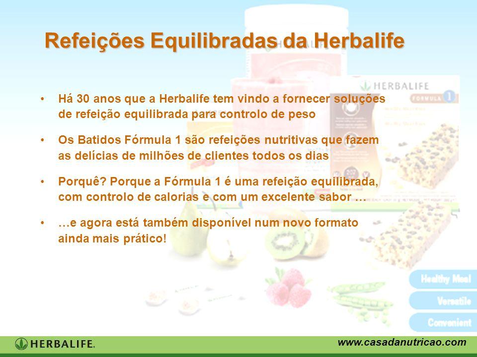 Refeições Equilibradas da Herbalife