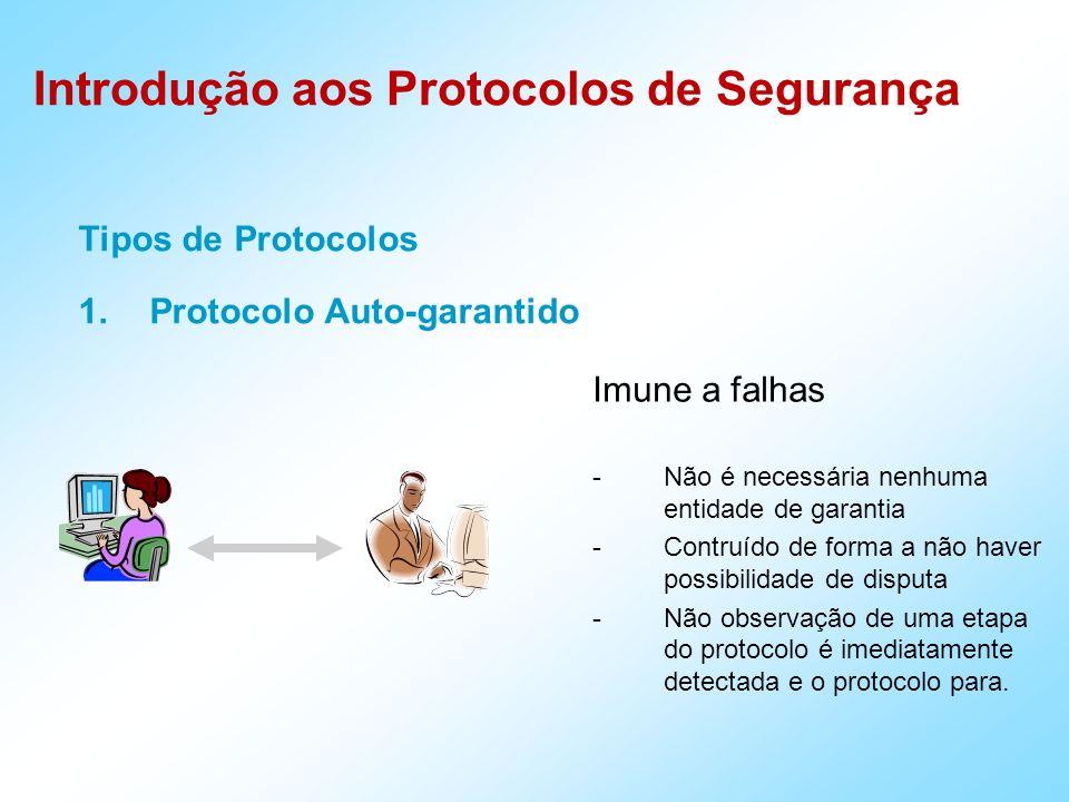 Protocolo Auto-garantido