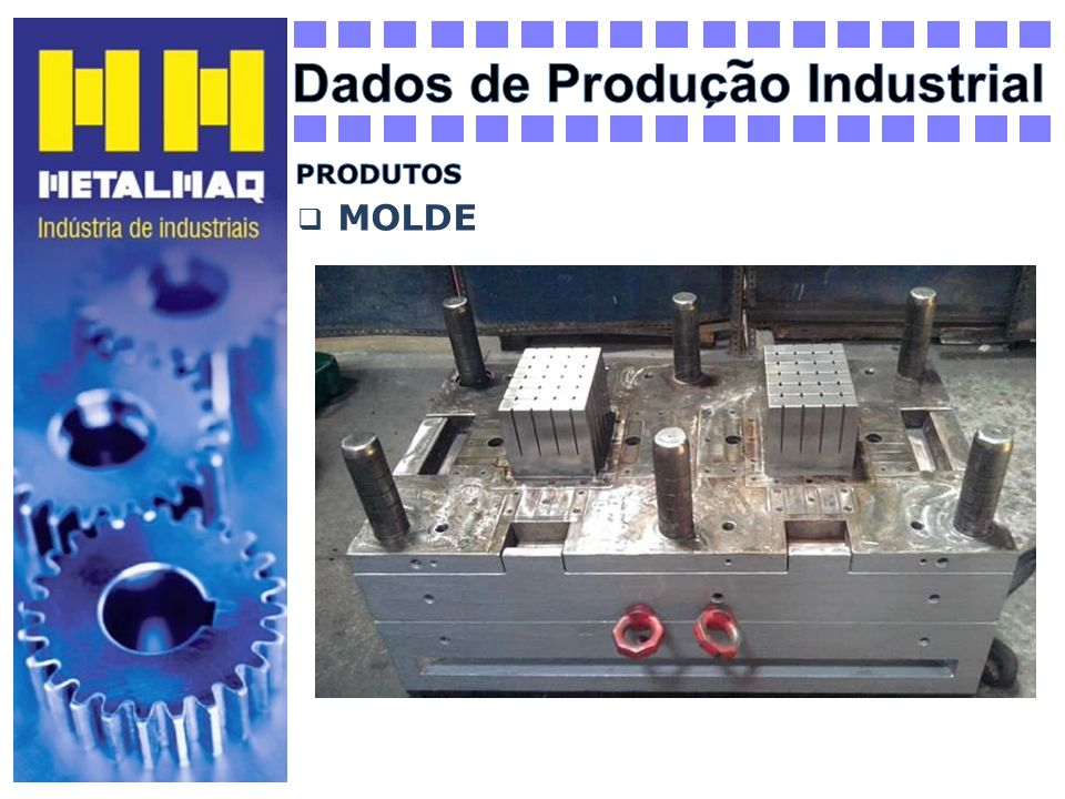 Dados de Producao Industrial