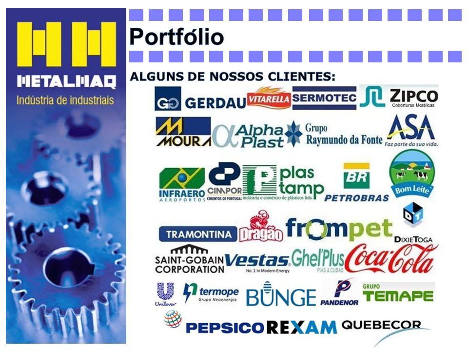 Portfolio ´ ALGUNS DE NOSSOS CLIENTES: