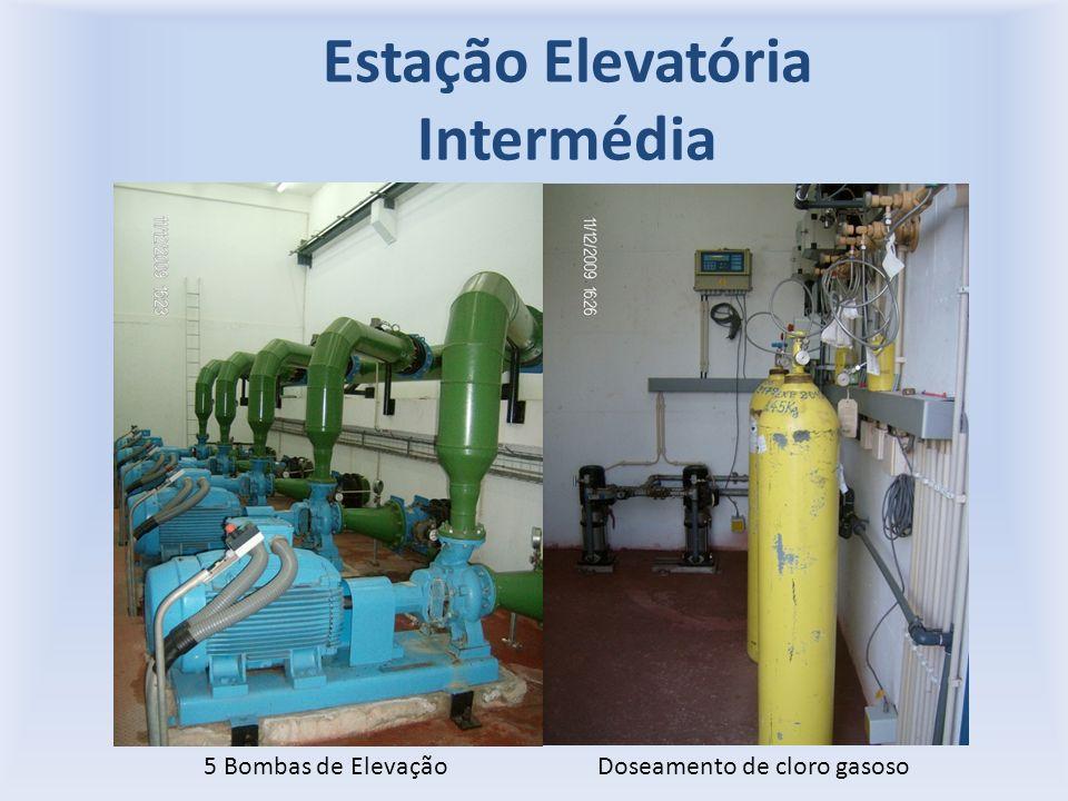 Estação Elevatória Intermédia