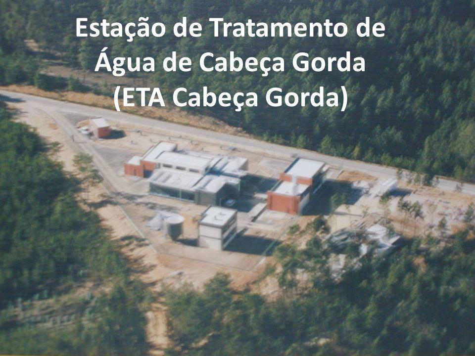 Estação de Tratamento de Água de Cabeça Gorda (ETA Cabeça Gorda)