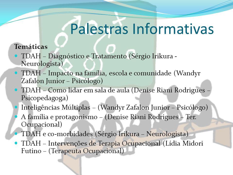 Palestras Informativas