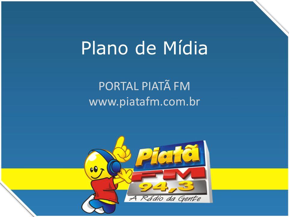 PORTAL PIATÃ FM www.piatafm.com.br