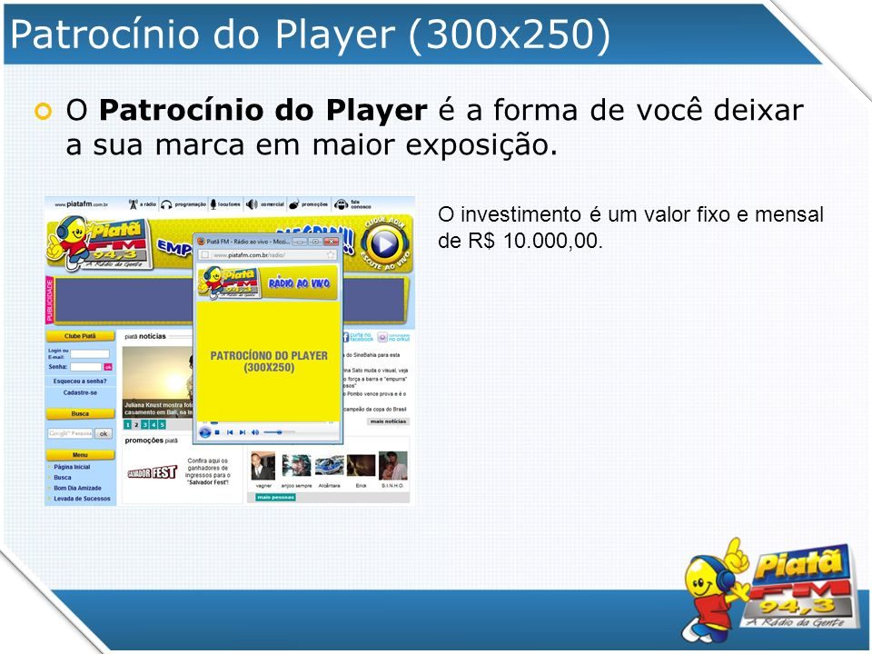Patrocínio do Player (300x250)
