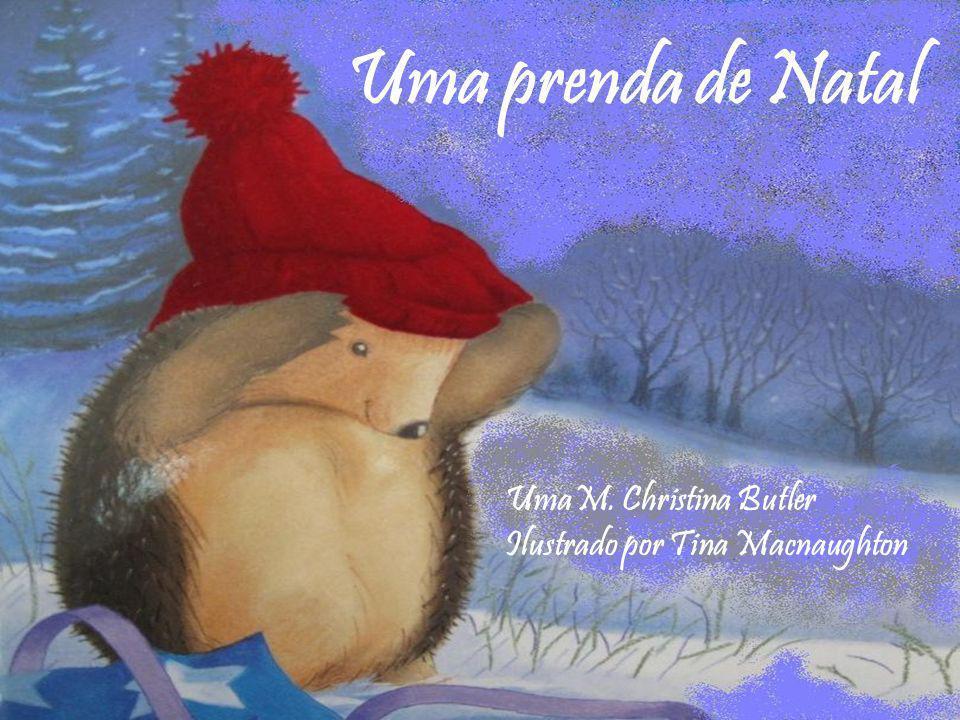 Uma prenda de Natal UmaM. Christina Butler