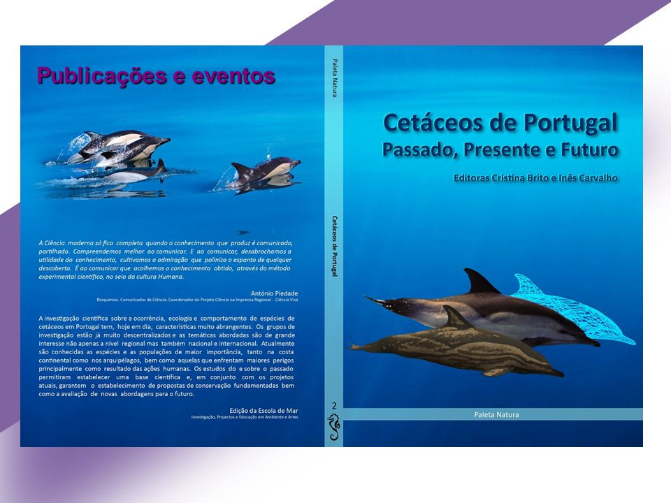 Publicações e eventos