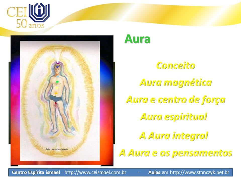 Aura Conceito Aura magnética Aura e centro de força Aura espiritual