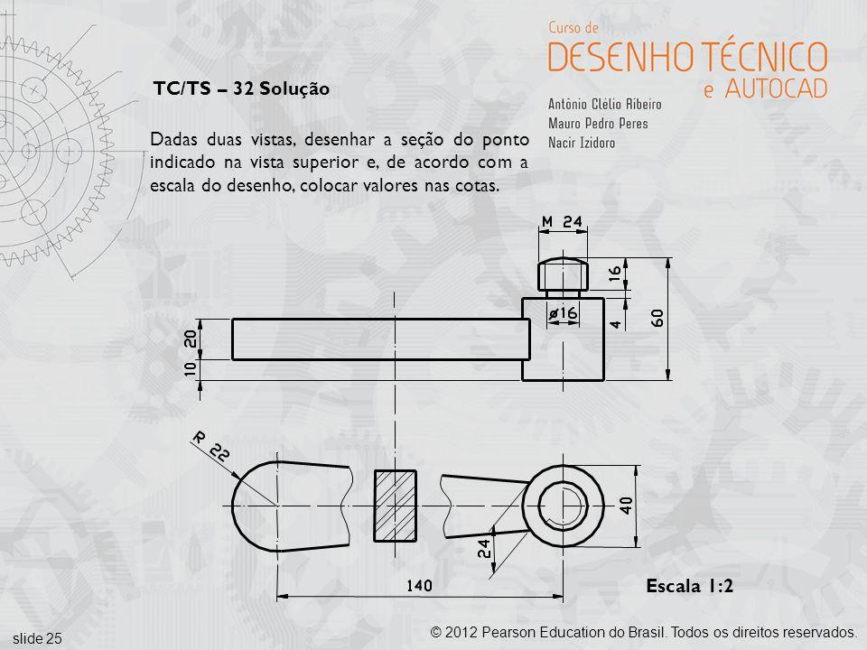 TC/TS – 32 Solução