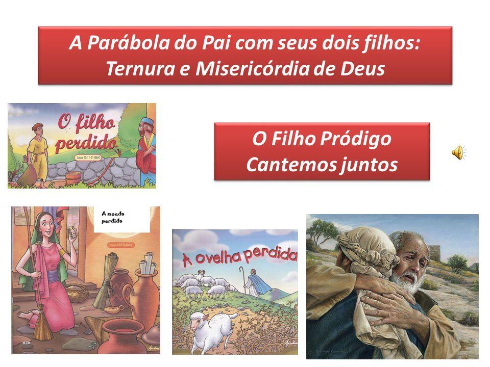 A Parábola do Pai com seus dois filhos: Ternura e Misericórdia de Deus