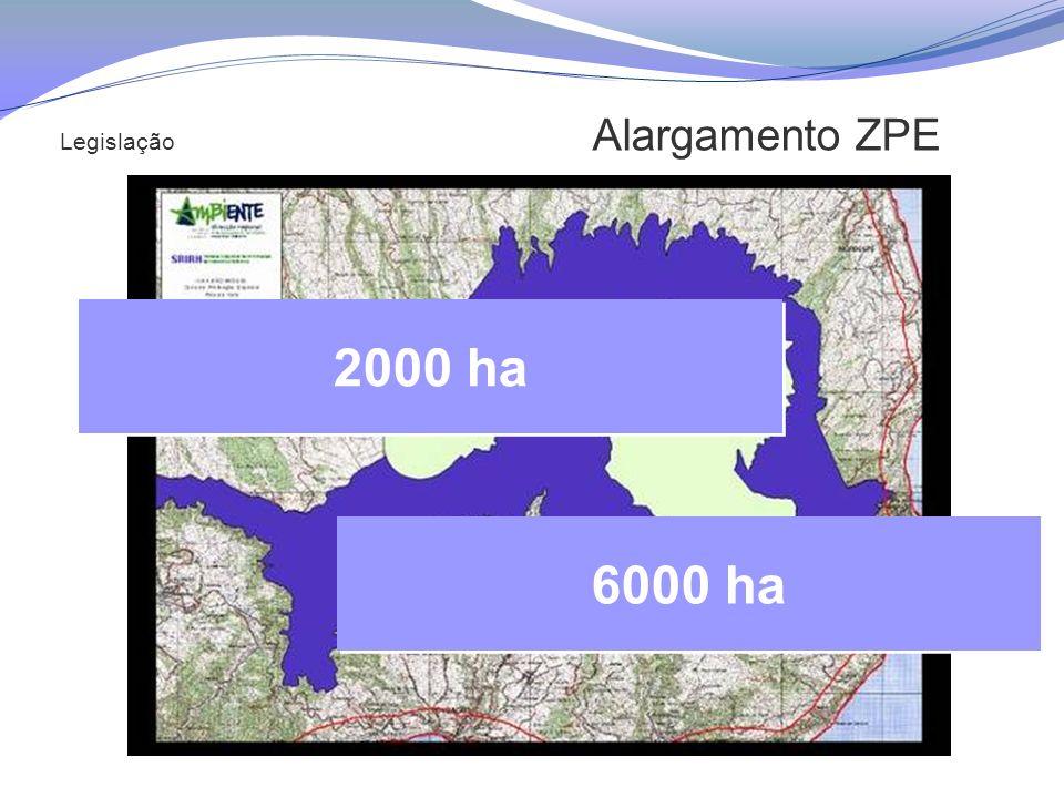Legislação Alargamento ZPE