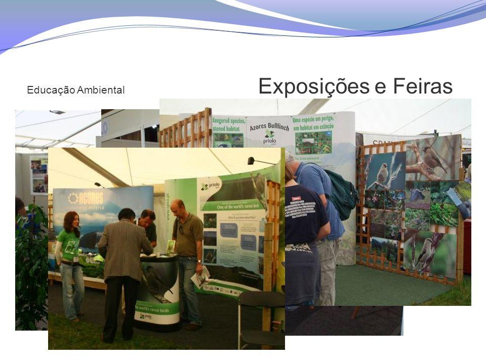Educação Ambiental Exposições e Feiras