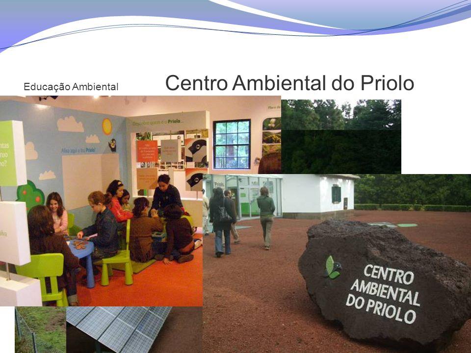 Educação Ambiental Centro Ambiental do Priolo