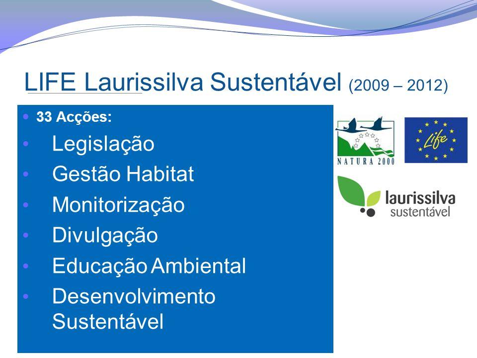LIFE Laurissilva Sustentável (2009 – 2012)