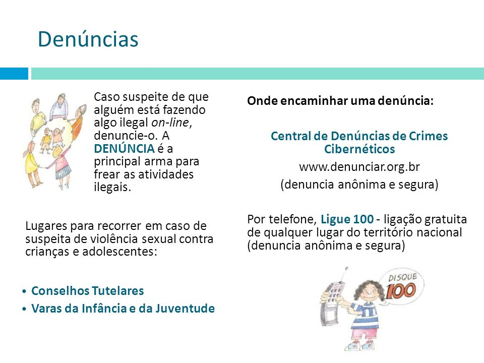 Central de Denúncias de Crimes Cibernéticos